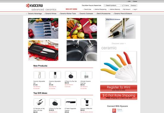 Customer Paradigm Review - Kyocera