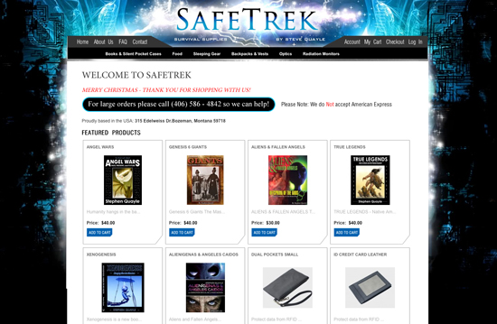 Safe Trek - Review of Customer Paradigm