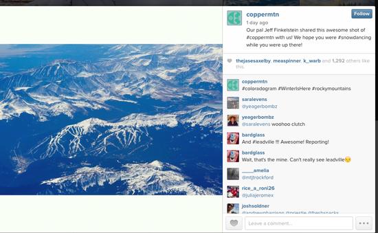 Instagram Posting
