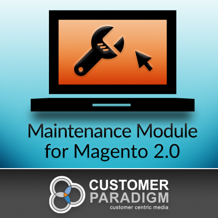 Magento 2 Custom Maintenance Mode