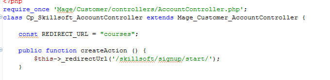 Magento Controller Overload