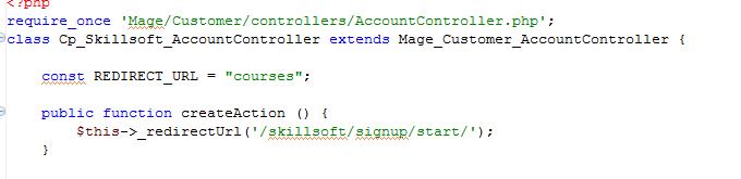 Magento Controller Overload