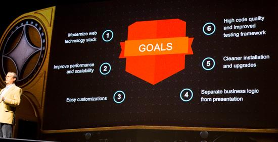 Magento - Goals for Magento 2