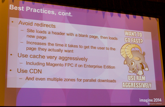 Best Practices for Magento