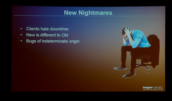 New Nightmares