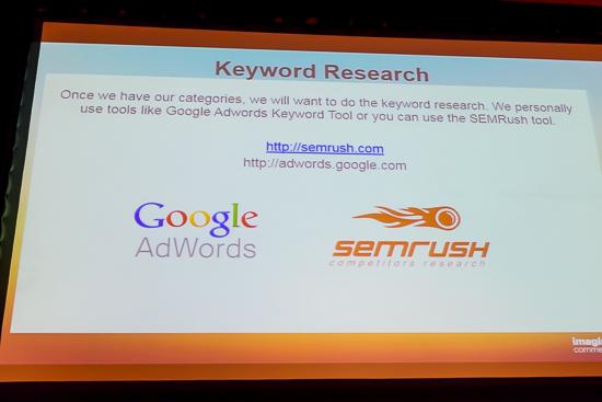 Keyword Reseach