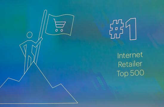 #1 Internet Retailer Top 500