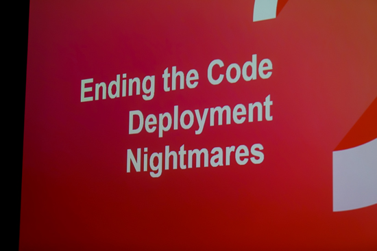 Ending the Code Deployment Nightmares