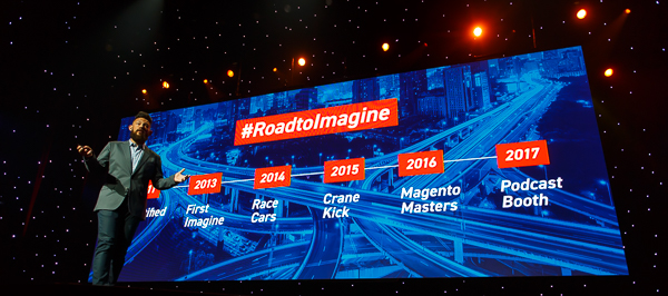 Road to Imagine
