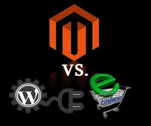 Magento eCommerce vs. WordPress eCommerce Plugin