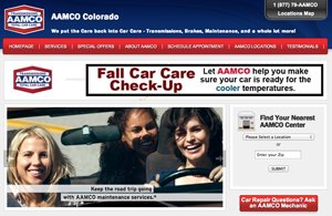 AAMCO Colorado - SEO