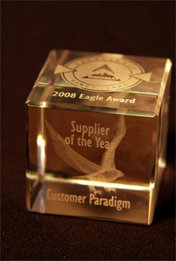 RMDMA Supplier of the Year Award
