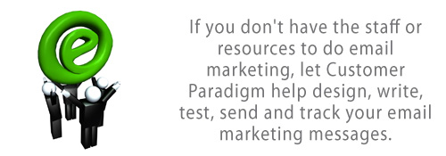 Customer Paradigm - Full Service Email Marketing