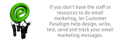 Customer Paradigm - Full Service Email Marketing