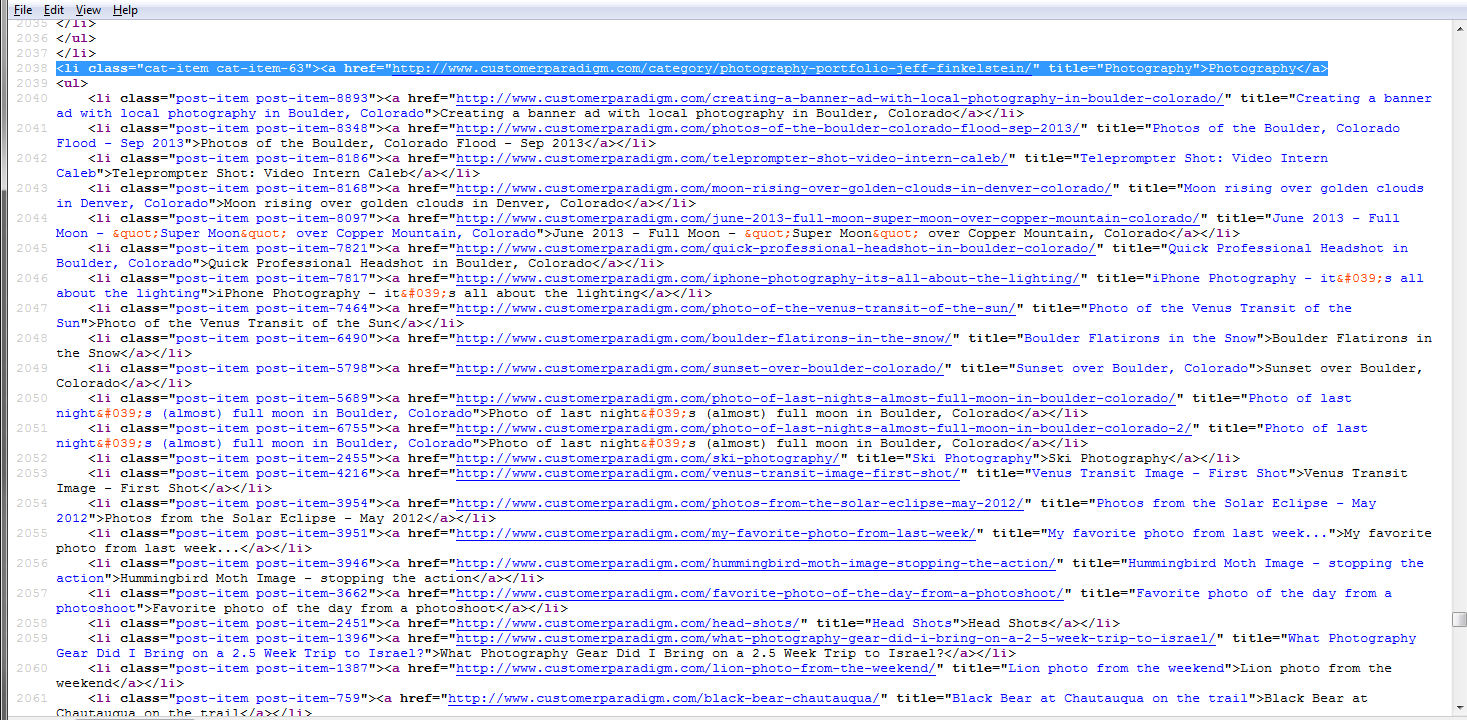 how to create 301 redirects from a sitemap page quick easy using