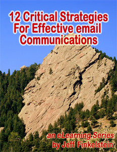 12 Critical Strategies for Effective email Communications (free eBook)