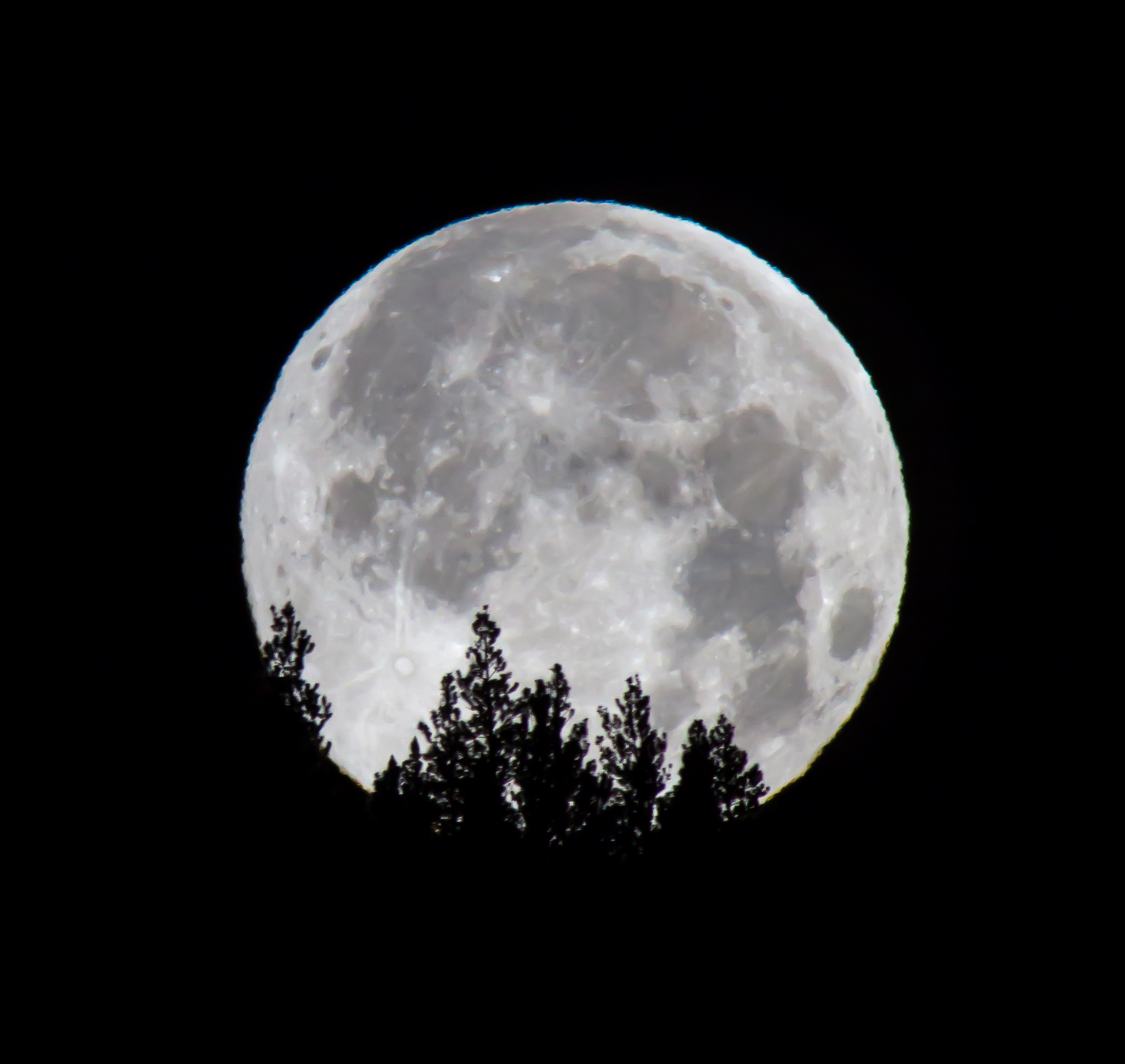 Super Moon Full Moon Over Copper Mountain Co June 2013 Customer Paradigm