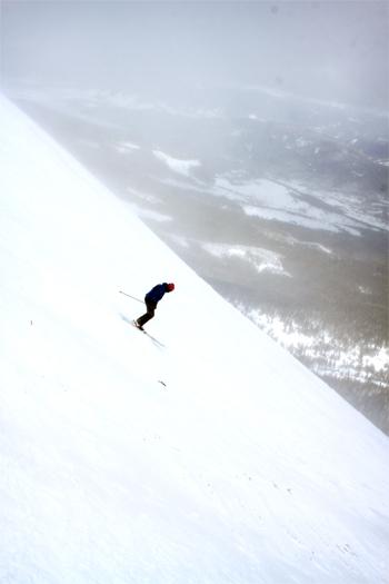 RJ Skiing at Breckenridge CO