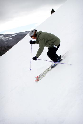 Daniel G Skiing at Snowmass Colorado