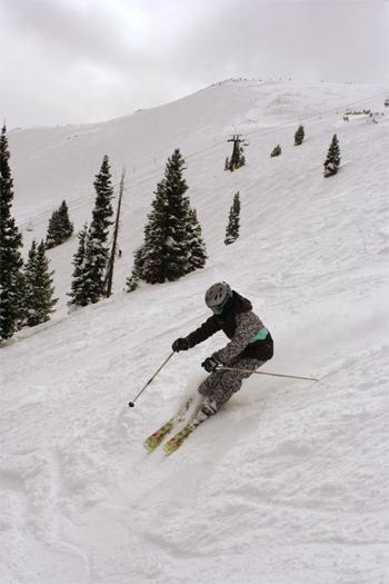 Bat Mitzvah - Skiing at Copper Mountain, Colorado