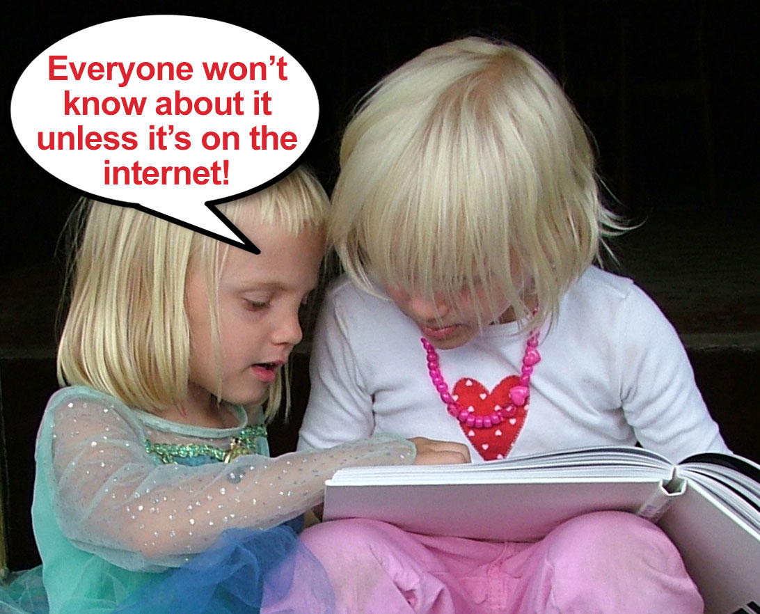 Viral SEO - Two girls reading a book - Customer Paradigm