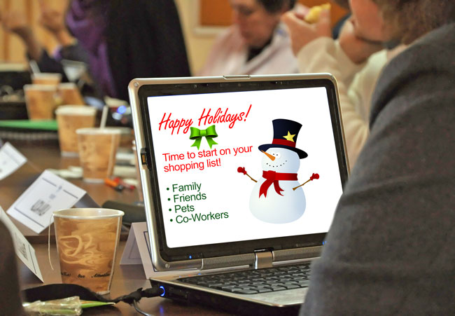 Social Media for Holidays SEO