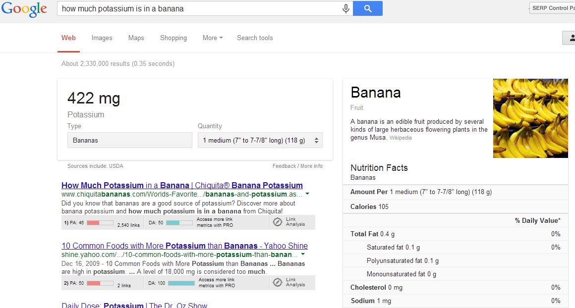 Google Knowledge Graph SEO