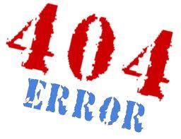 404 Errors | http 404 | SEO - Customer Paradigm