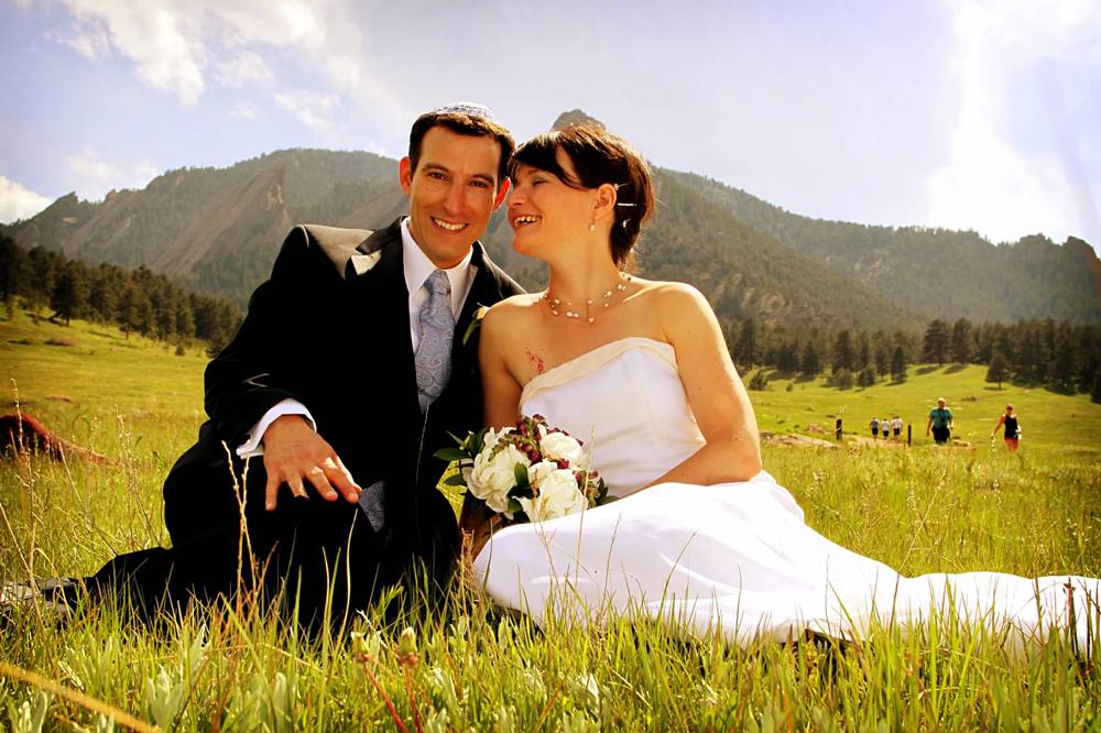 Wedding Photographer in Boulder