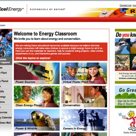 Energy Classroom by Xcel Energy