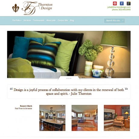 Thorton Design – WordPress, Design & Photography