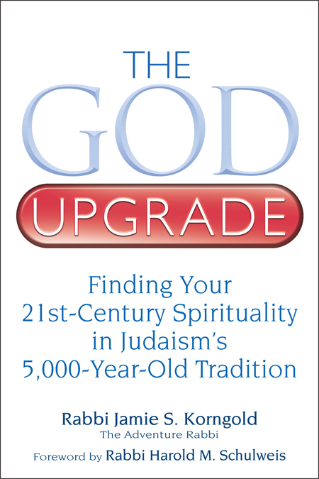 The God Upgrade Book