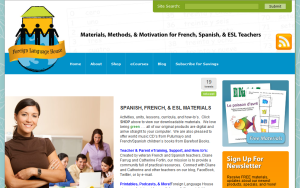 Foreign Language House  - Magento Website
