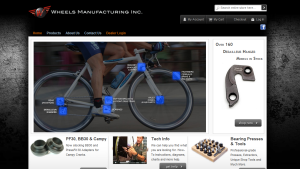 Wheels Manufacturing  - Magento Website Developers