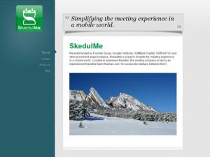 skeduleme-wordpress-website