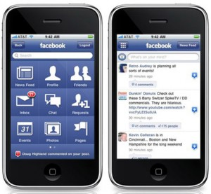 Exploring the integration of Facebook with Apple products