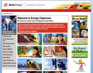 Energy-Classroom-WordPress-Website