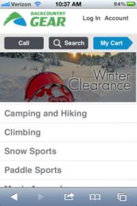 backcountry-gear-mobile-website