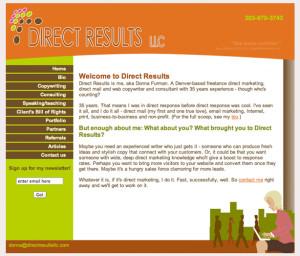direct-results-wordpress-website-design