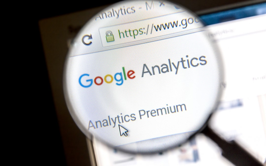 I'm a Google Analytics Addict, and that led to a discovery
