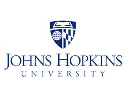 John Hopkins University Logo