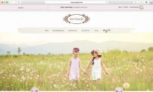 Joyfolie Home Page - Magento Community Design