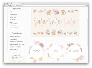 Joyfolie Magento Responsive Design Sale