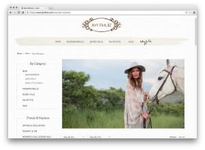 Joyfolie Magento Responsive Design New Womans