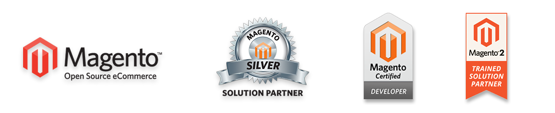 Magento Certified Developer Trained Solution Partner