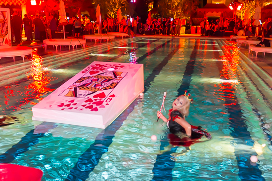 2015 Legendary Magento Party Pool Water Toss