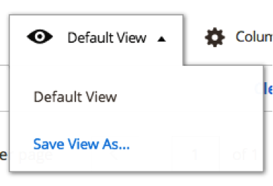 Default Views