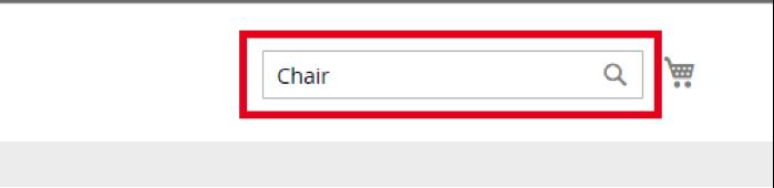 Catalog Search Term