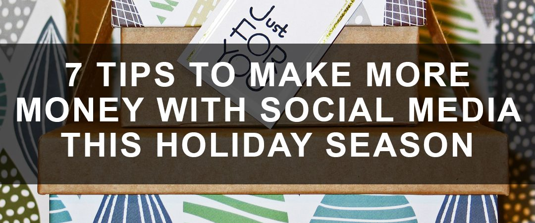 Sell more this holiday season with email account