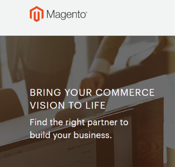 Magento Solutions Partner Portal
